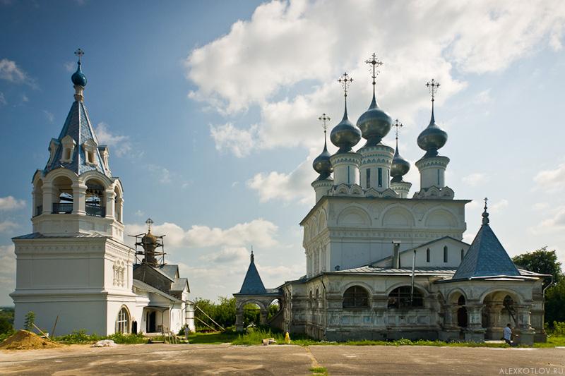 Новость. Выезд в Муром. Женский монастырь. 6100