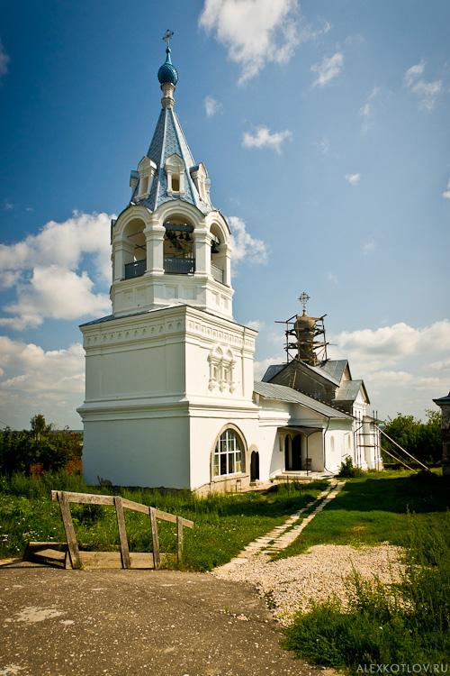 Новость. Выезд в Муром. Женский монастырь. 6101
