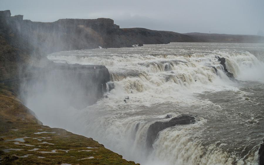 Исландия день первый. Гулльфосс 9633