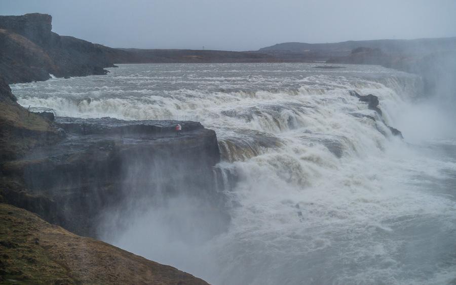 Исландия день первый. Гулльфосс 9638