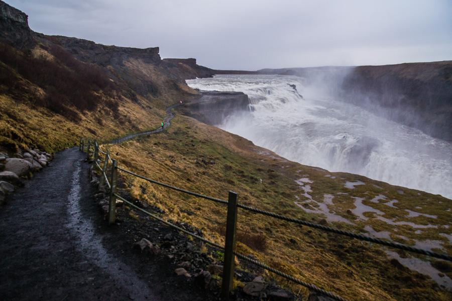 Исландия день первый. Гулльфосс 9643