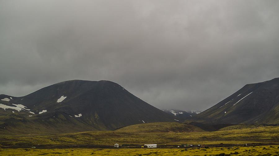 Исландия день первый. Вдоль дороги 9604