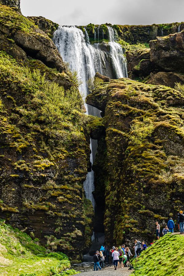 Исландия день второй. Водопад Хвольсволлюр 9847