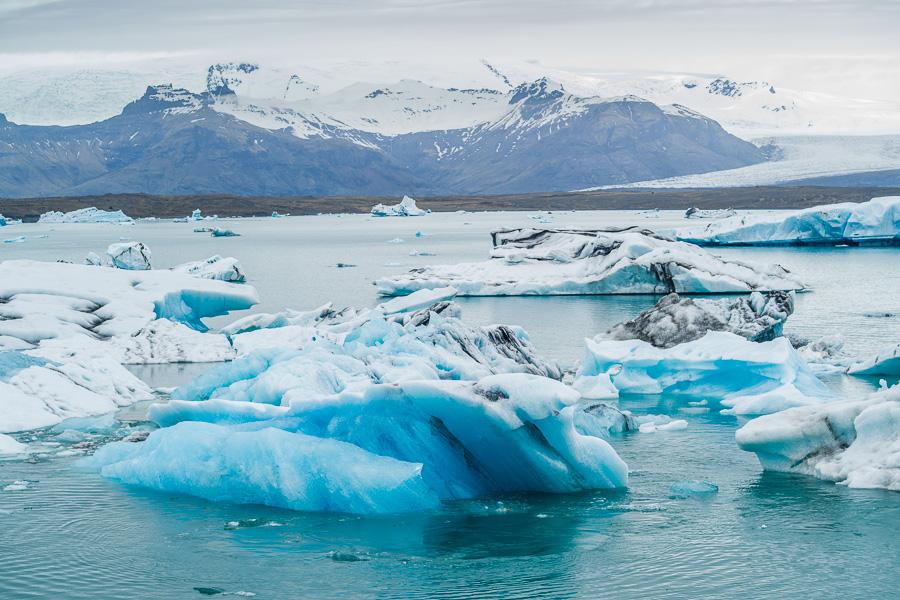 Исландия день третий. Йокулсарлон, вид с берега 0119