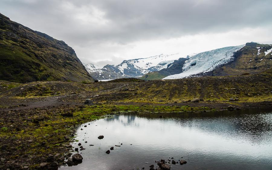 Исландия день третий. По дороге на ледник Ватнайокудль 0153