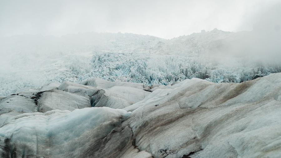 Исландия день третий. Ледник Ватнайокудль 0209
