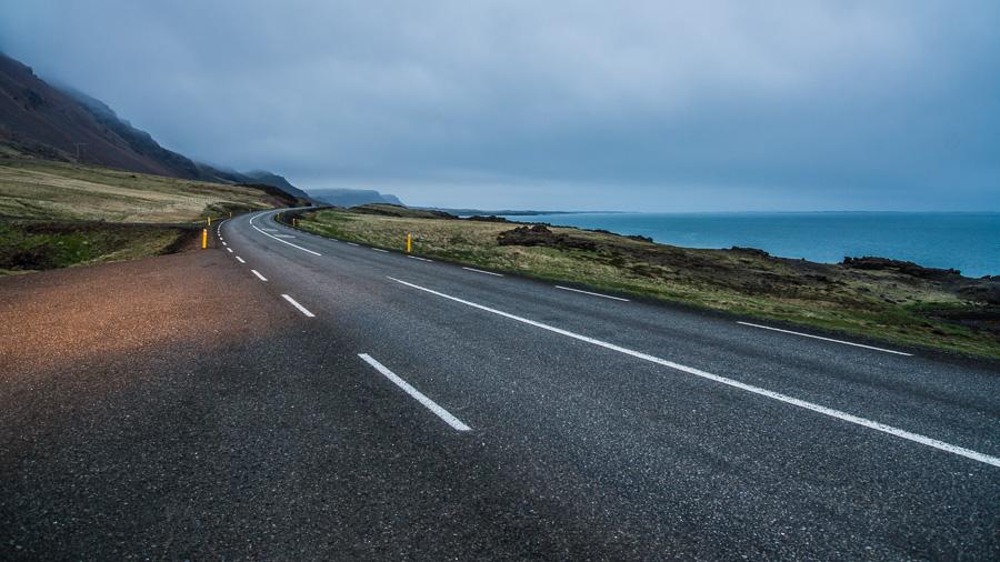 Исландия день третий. Дорога вдоль океана 0242