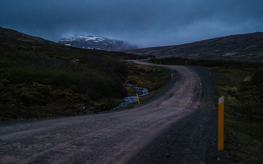 Исландия день третий. Вид на дорогу 95 0256