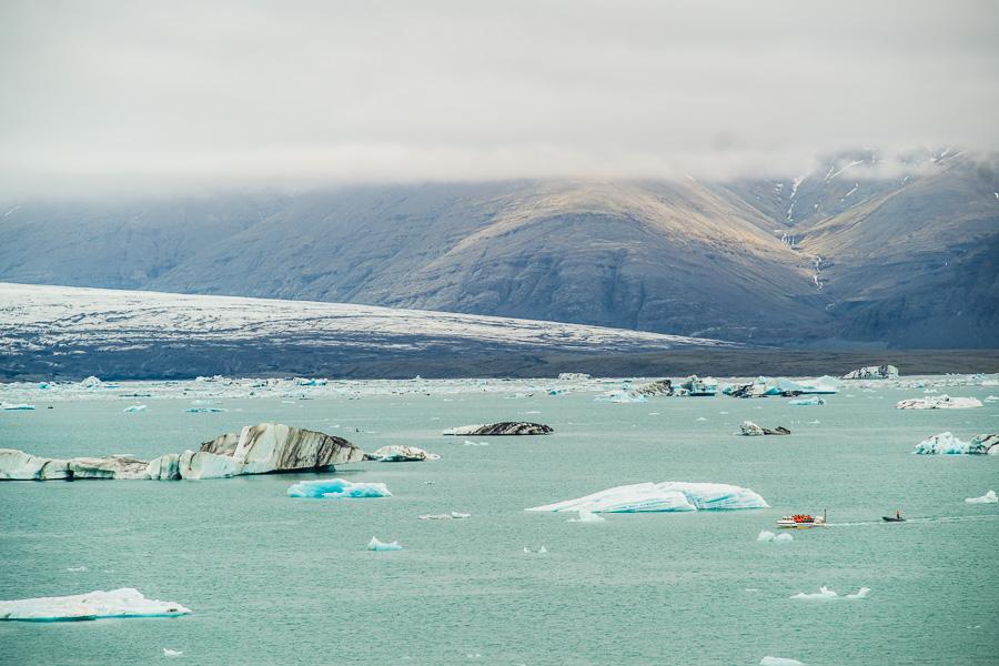 Исландия день третий. Йокулсарлон, вид с холмов 0045