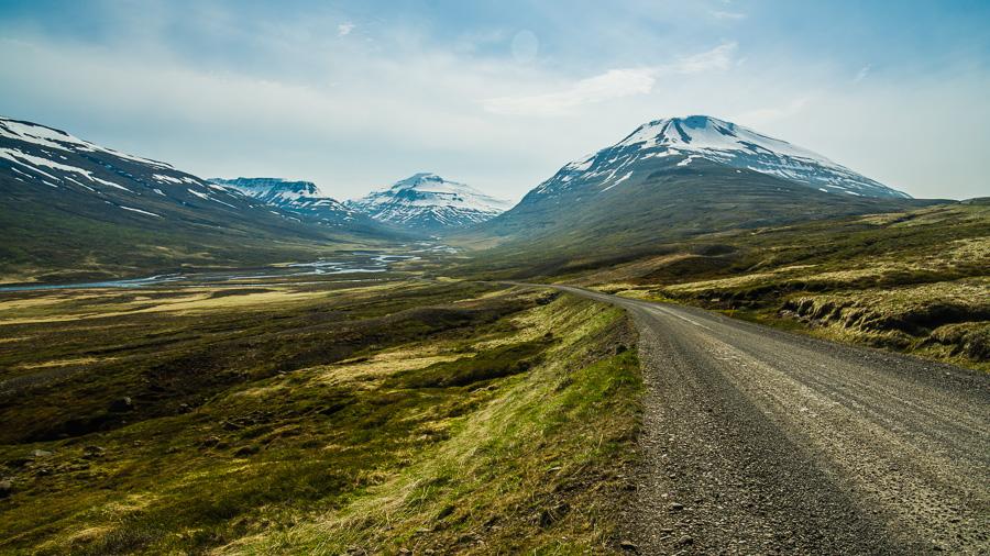 Исландия день четвертый. По дороге на Клифбреккуфоссар