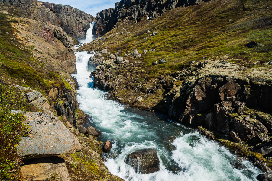 Исландия день четвертый. Фардагафосс