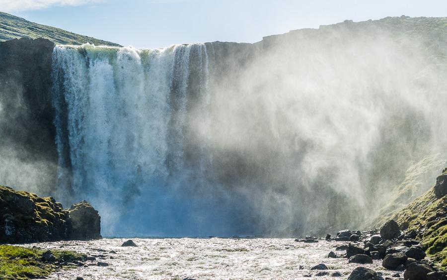 Исландия день четвертый. Гуфуфосс