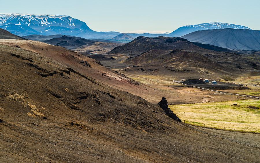 Исландия день пятый. Вид около вулкана Крафла 0403