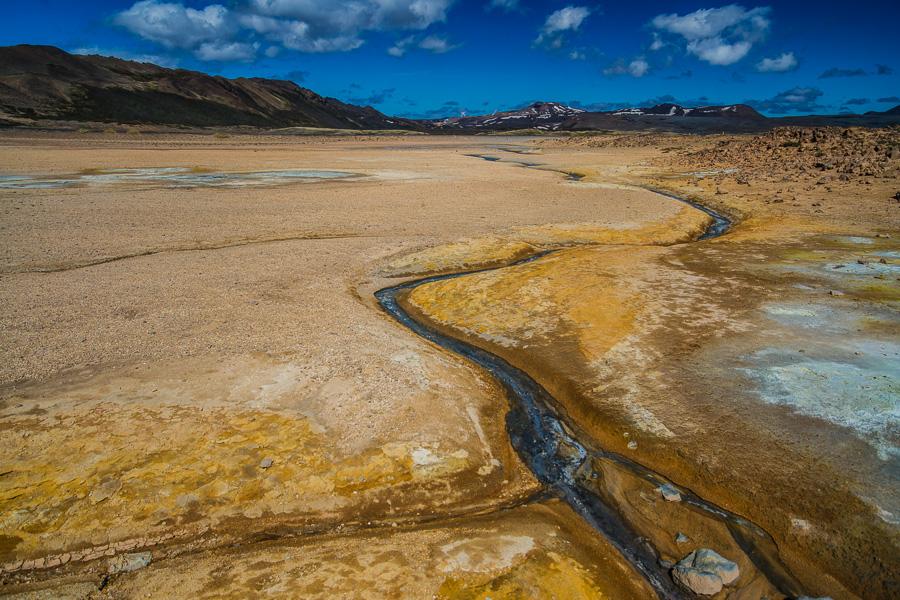 Исландия день пятый. Геотермальная зона 0413