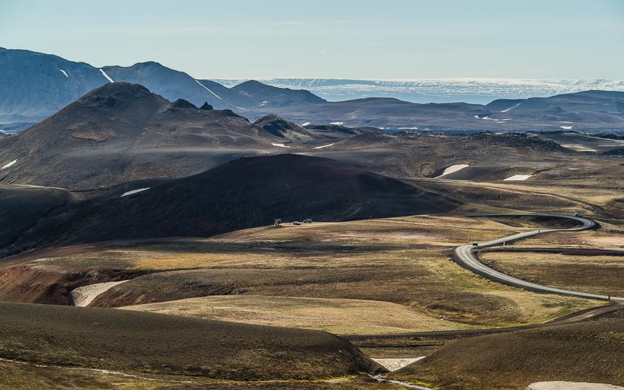 Исландия день пятый. Вид около вулкана Крафла 0440