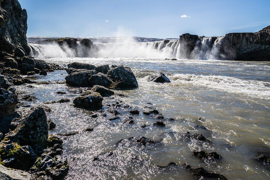 Исландия день шестой. Годафосс