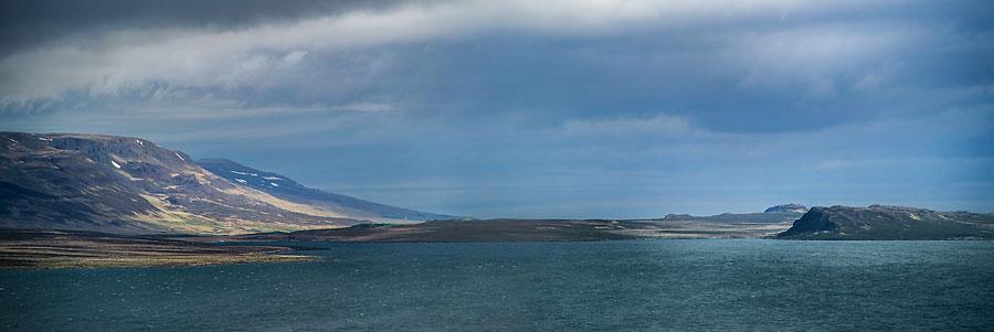 Исландия день седьмой. Панорама около Хвитсеркура