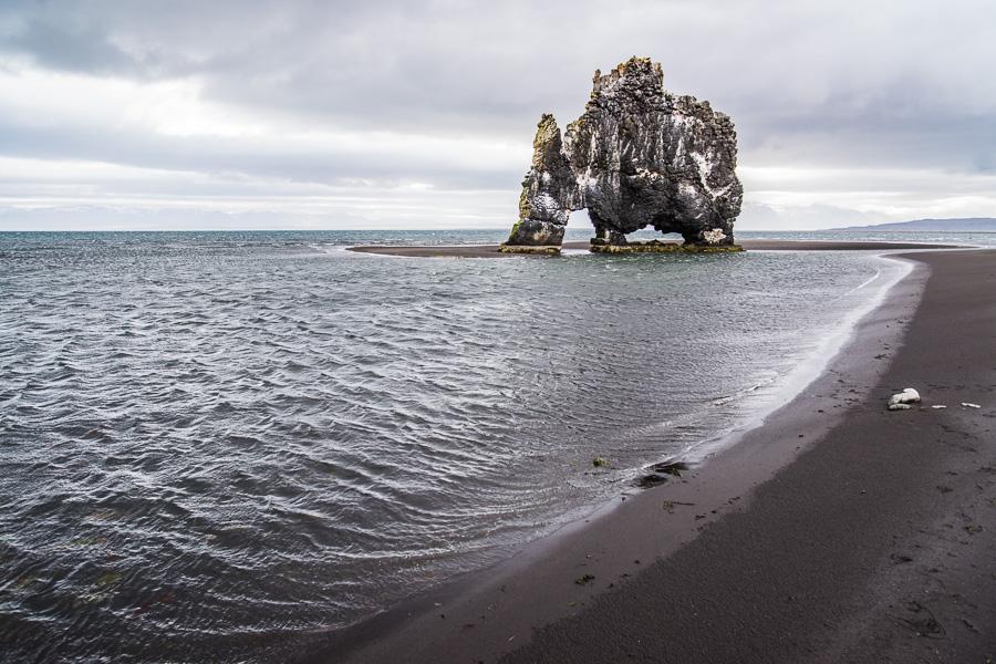 Исландия день седьмой. Хвитсеркур в отлив