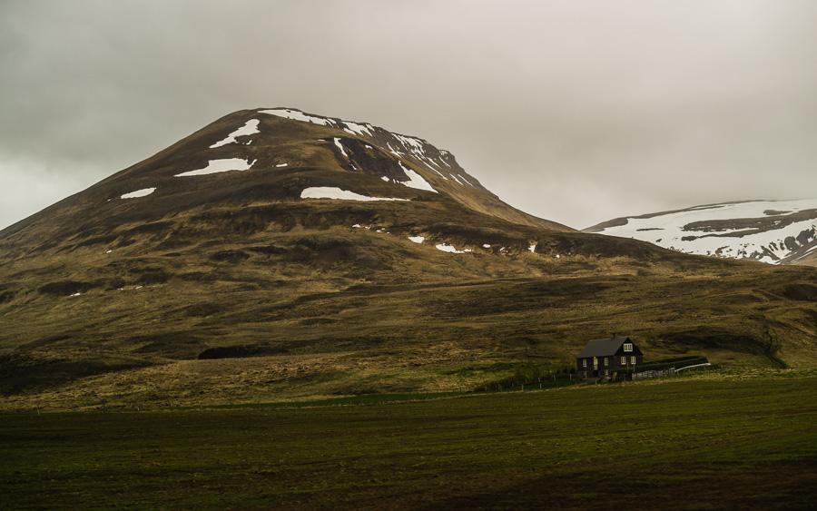 Исландия день седьмой. Вдоль дороги