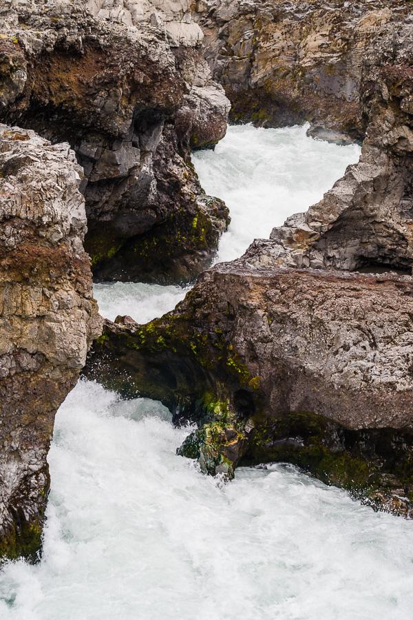 Исландия день седьмой. Барнафосс