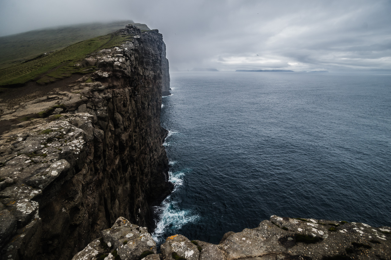 Фареры, день 1 0926|Скалы и океан