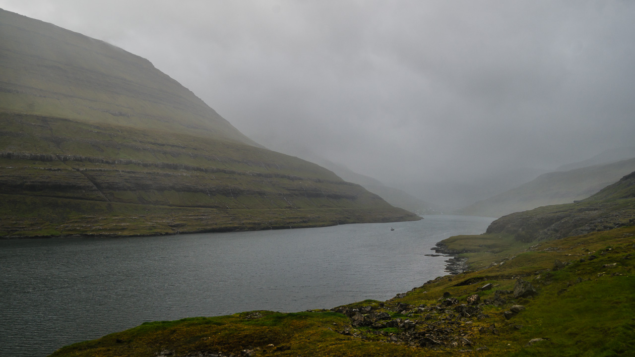 Фареры, день 2 0951|Вид на фьорд
