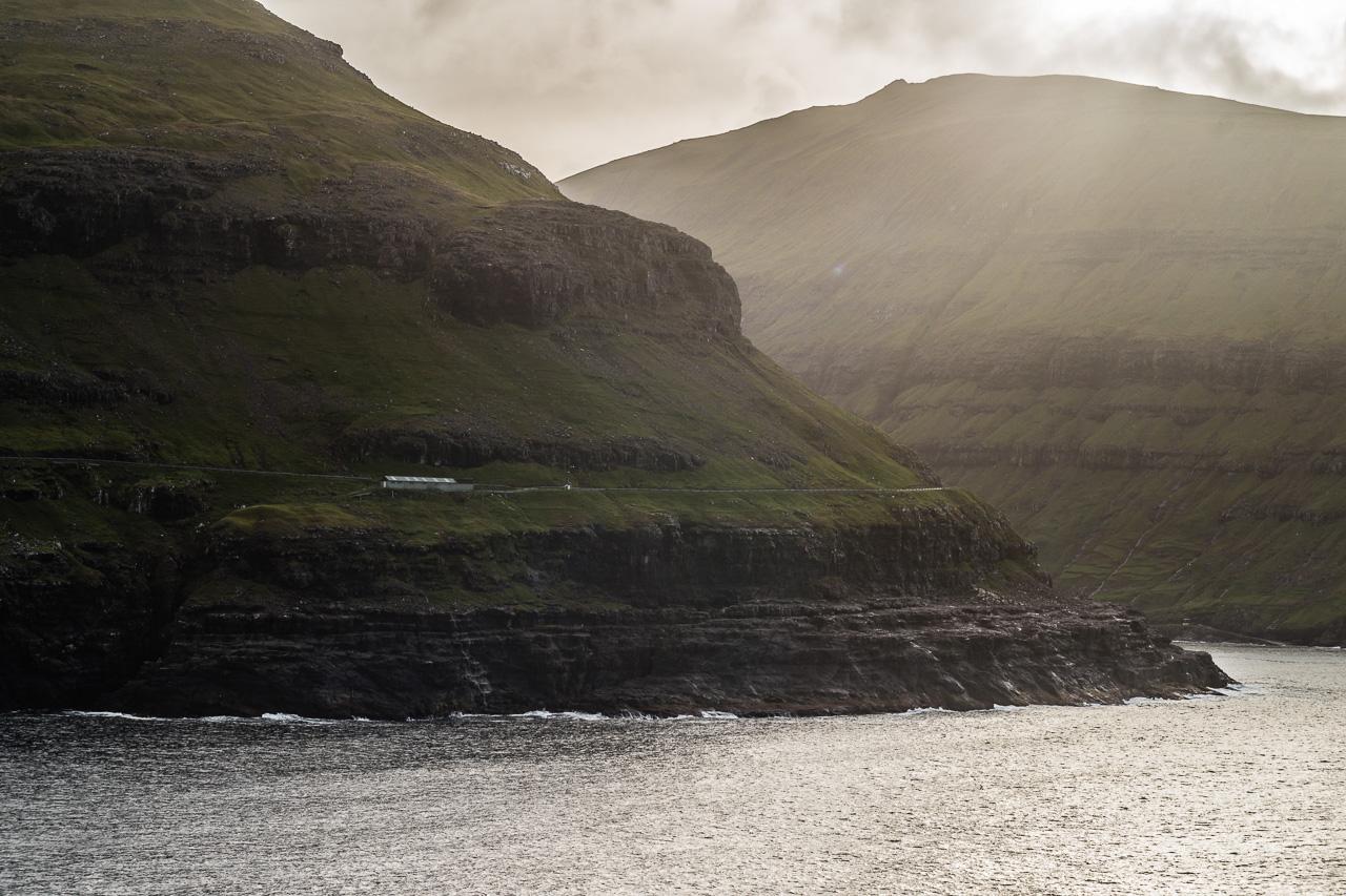 Фареры, день 2 1150|Фарерские горы