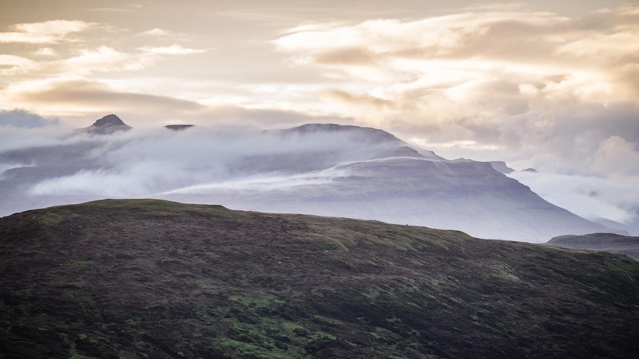 Фареры, день 2 1182|Облака и горы