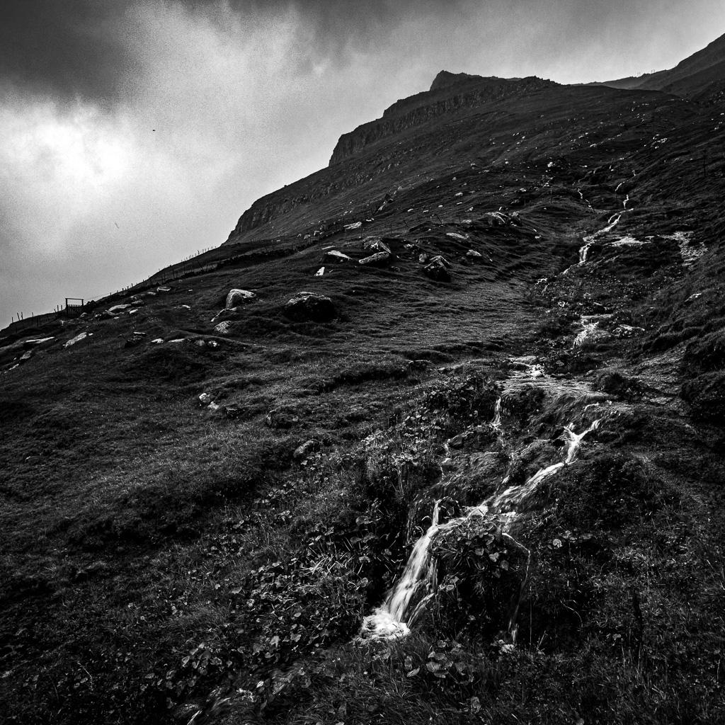 Фареры, день 8 2250|Потоки с гор