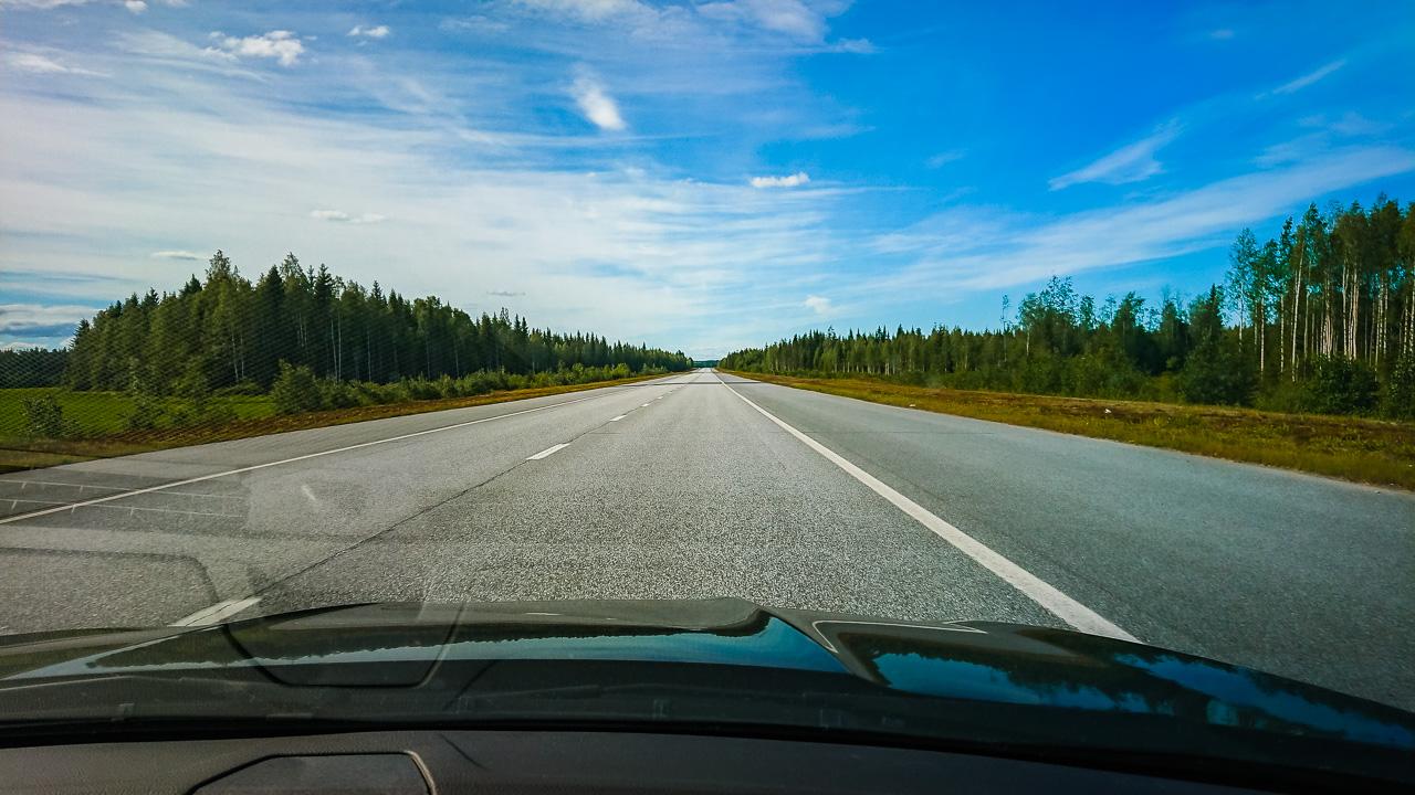 Лофотены, дорога 0244|Финские дороги